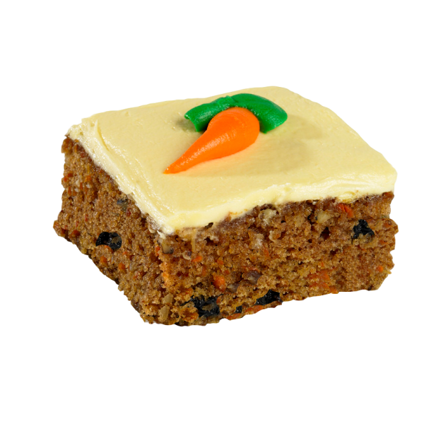 Frosted Carrot Cake Storage